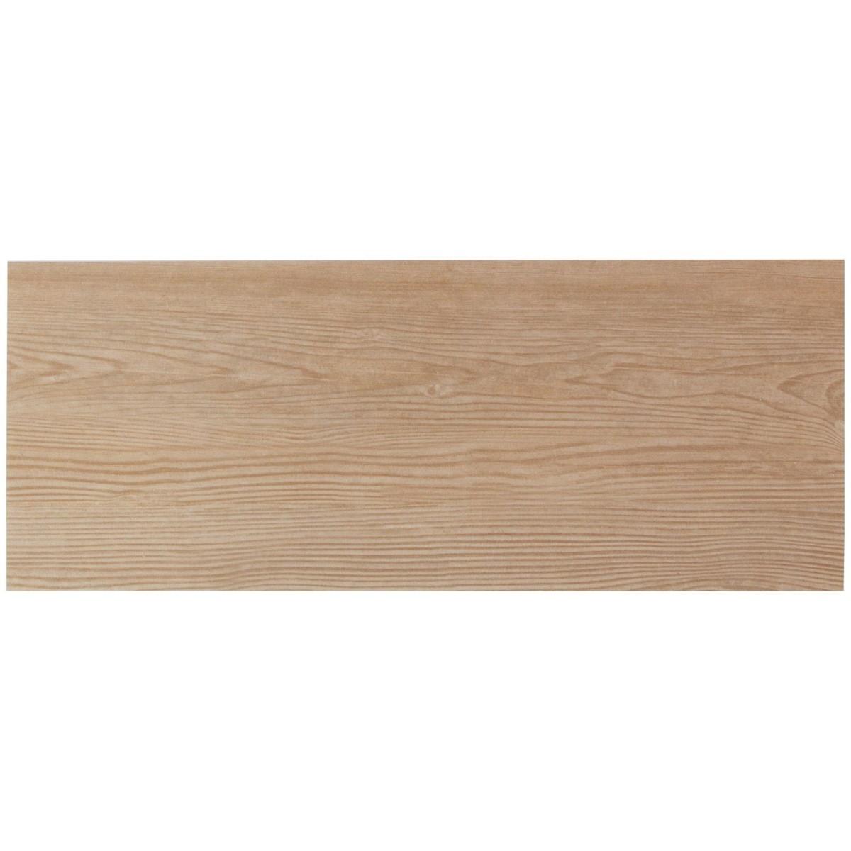 Керамогранит «Дартмут» 20.1х50.2 см 1.21 м2 цвет коричневый