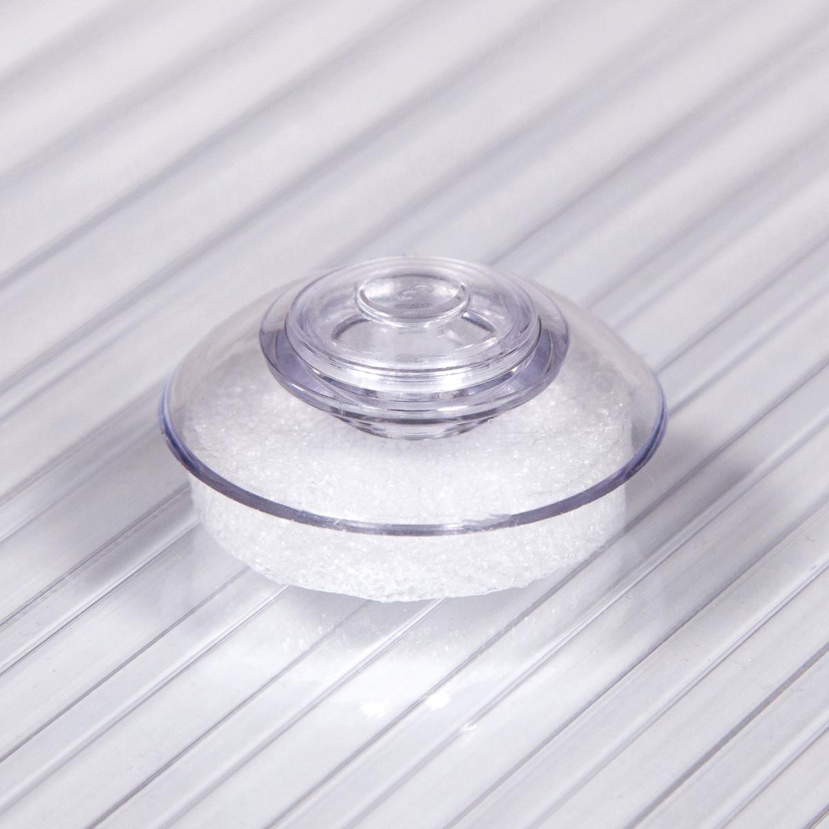 Термошайба универсальная цвет прозрачный 50 шт.