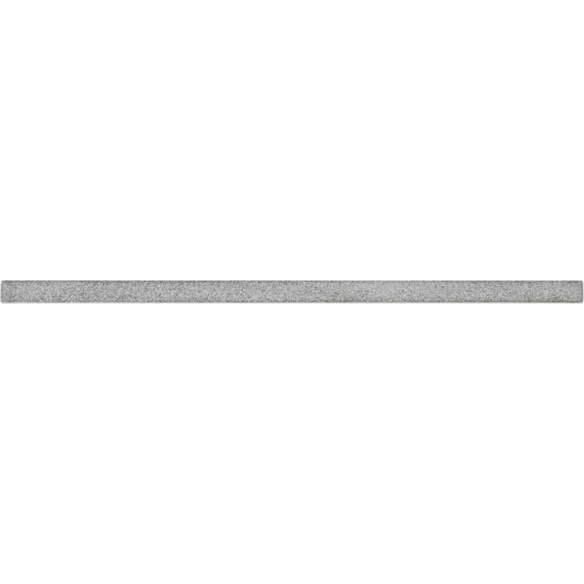 Декор «Листелло» 1х25 см цвет серый