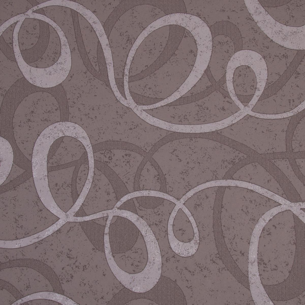 Обои флизелиновые 1.06х10 м ленты цвет коричневый ER 2487-7