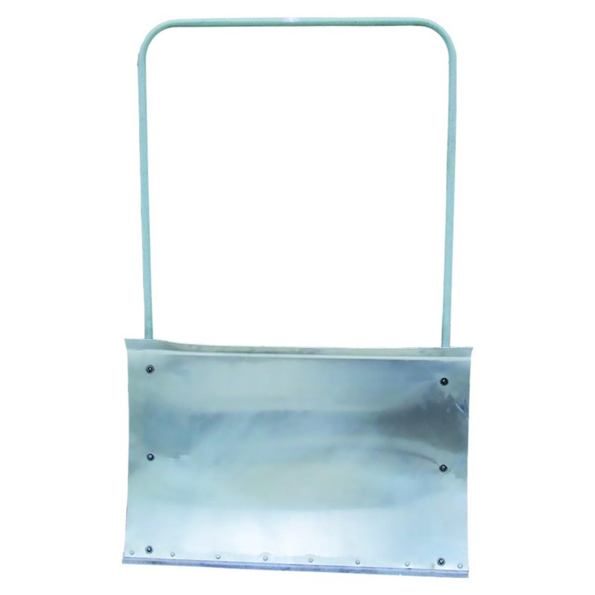 Движок для уборки снега 750х370х0.8 оцинкованный