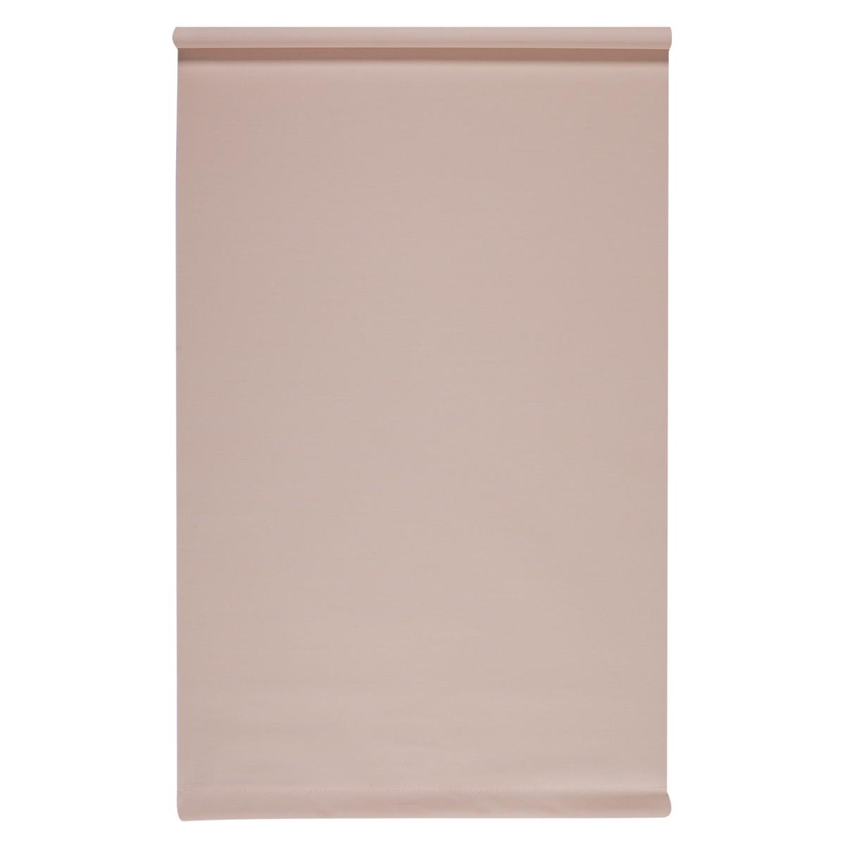 Мини-Штора рулонная 55х155 см цвет бледно-персиковый