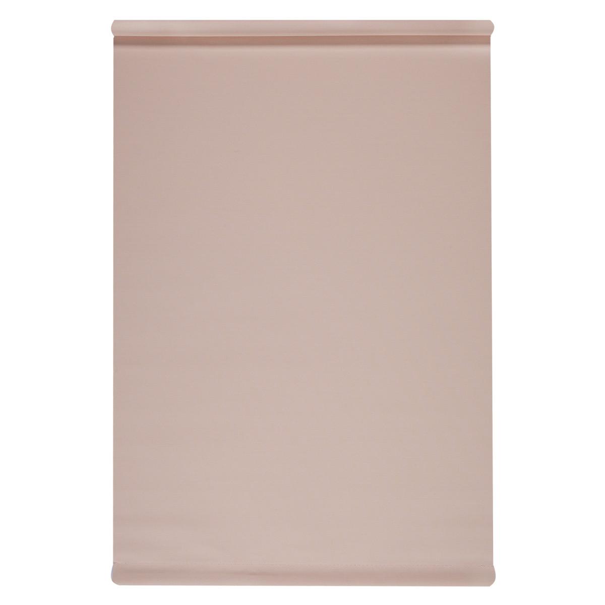 Мини-Штора рулонная 60х155 см цвет бледно-персиковый