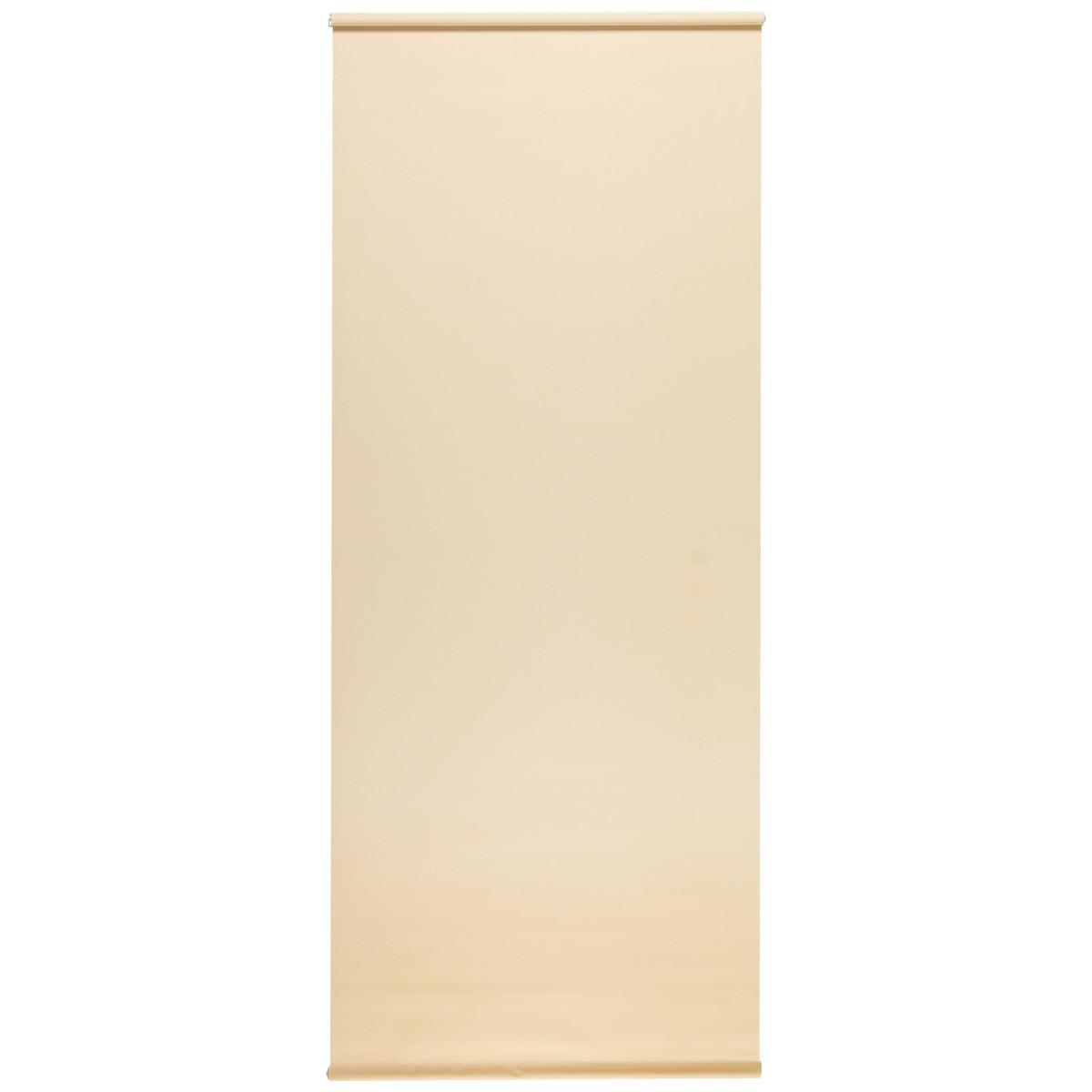Мини-Штора рулонная 70х155 см цвет бледно-персиковый
