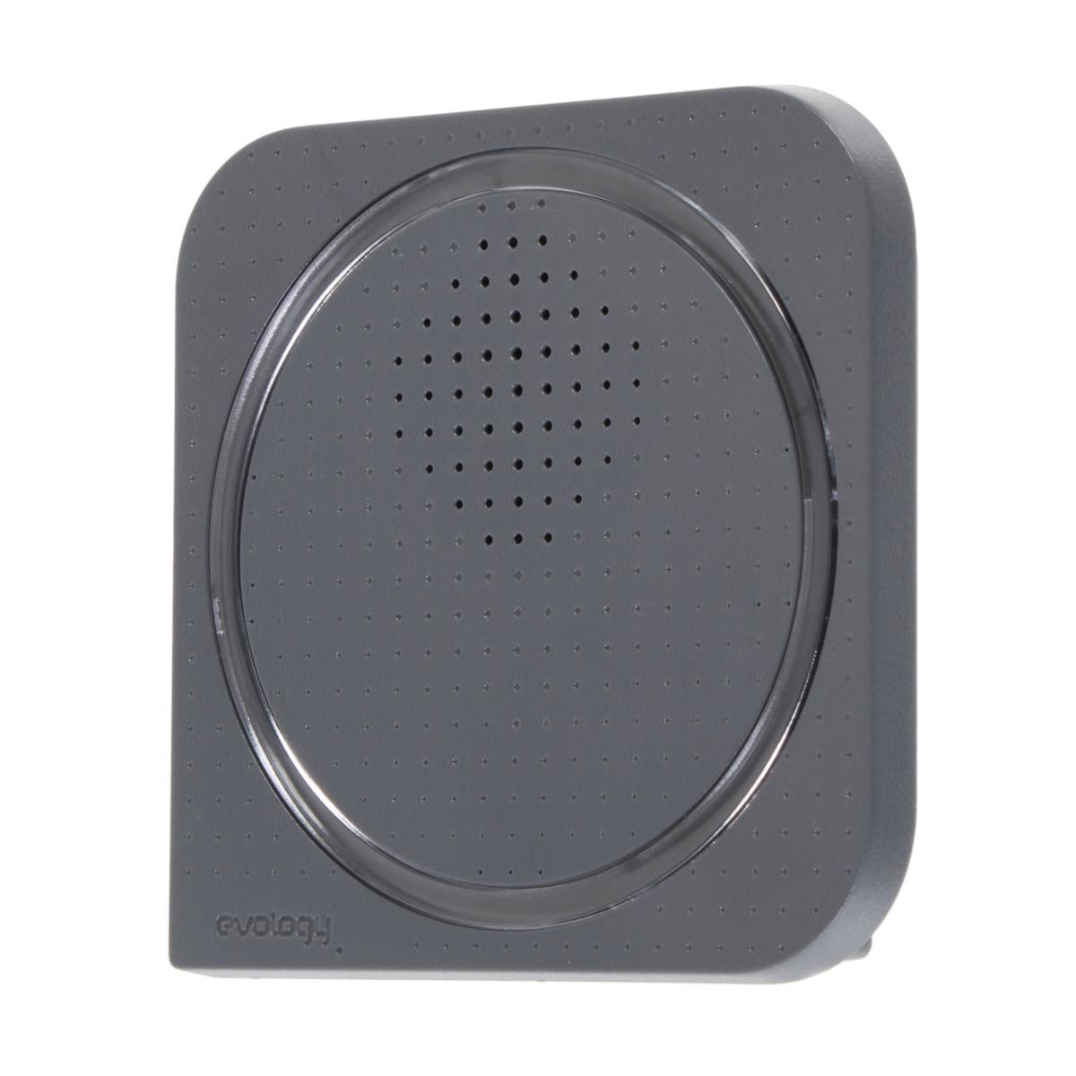 Звонок беспроводной MP3 Evology C-303B цвет черный