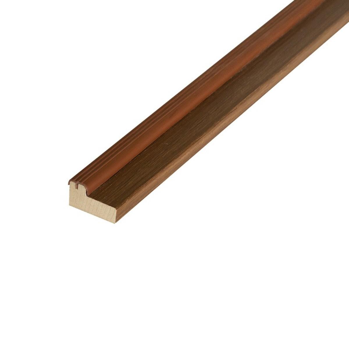 Брус коробочный 70x105 см шпон цвет орех