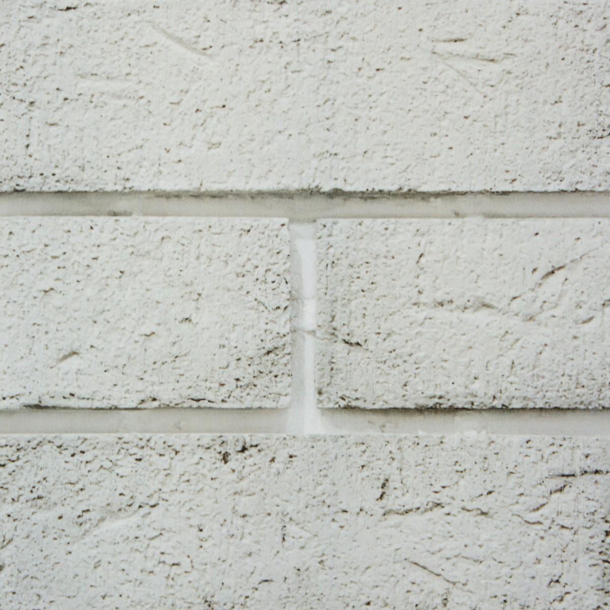 Комплект панелей ПВХ «Кирпич белый» 5x250x2700 мм