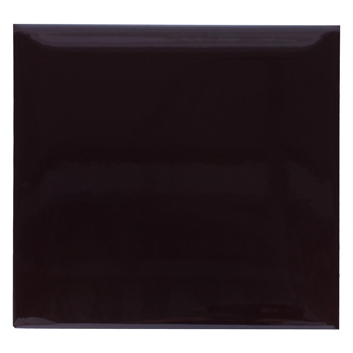 Плитка настенная Cocktail Chocolate 15x15 см 1 м2 цвет коричневый