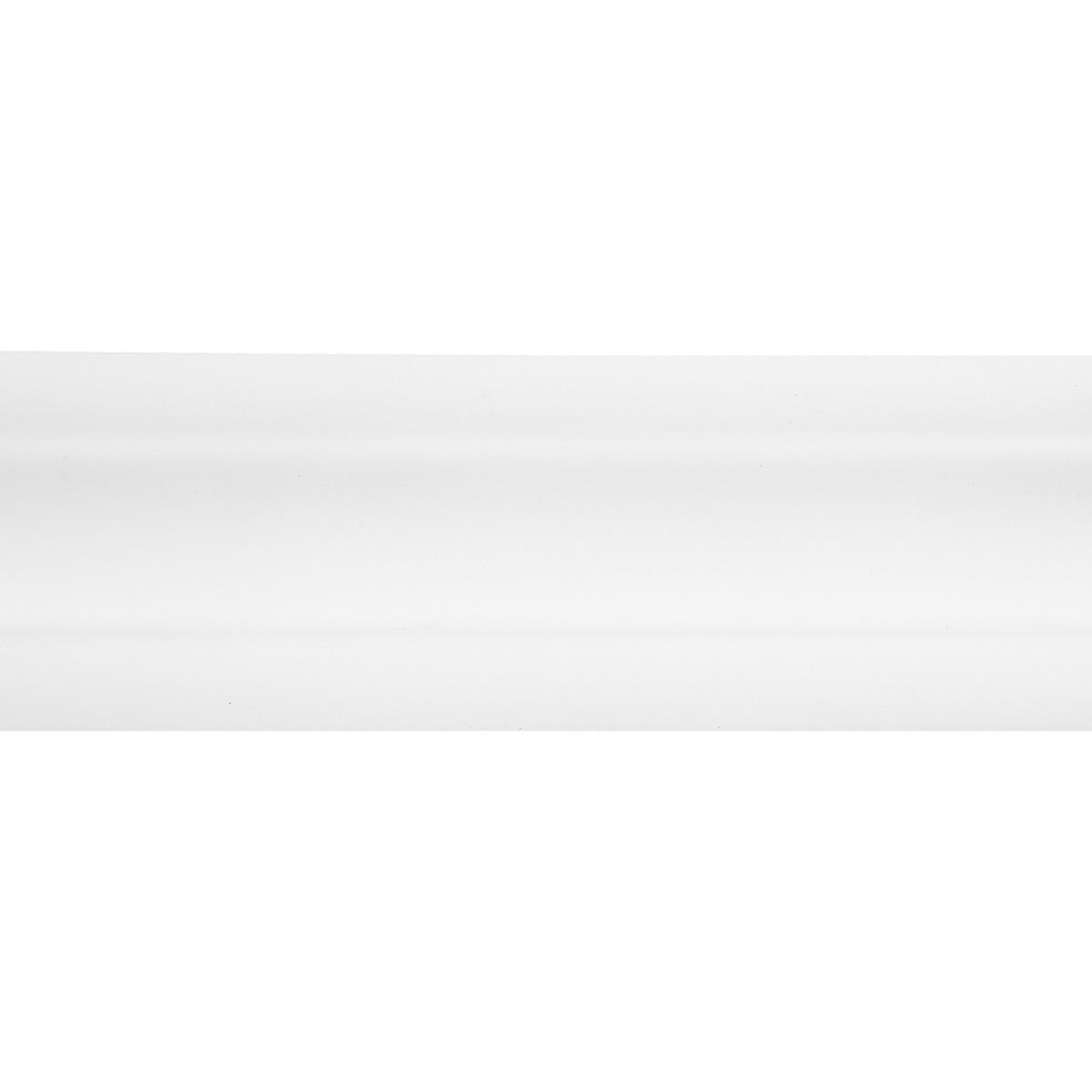 Плинтус потолочный LX-23 200х4 см цвет белый