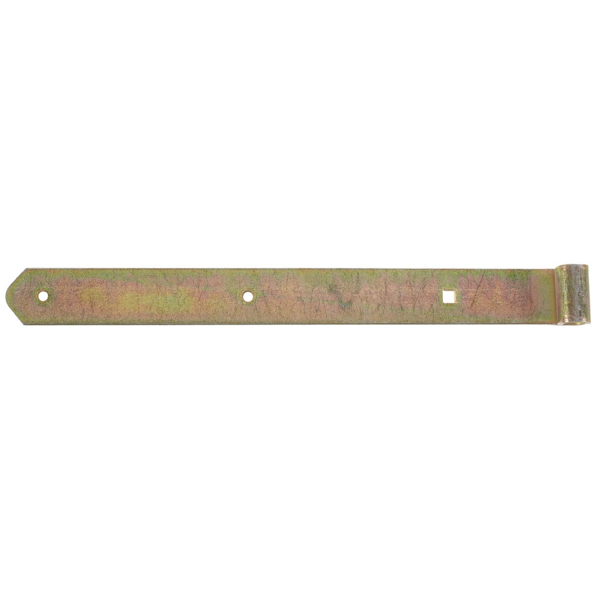 Петля воротная накидная d 13 400x40х5 мм
