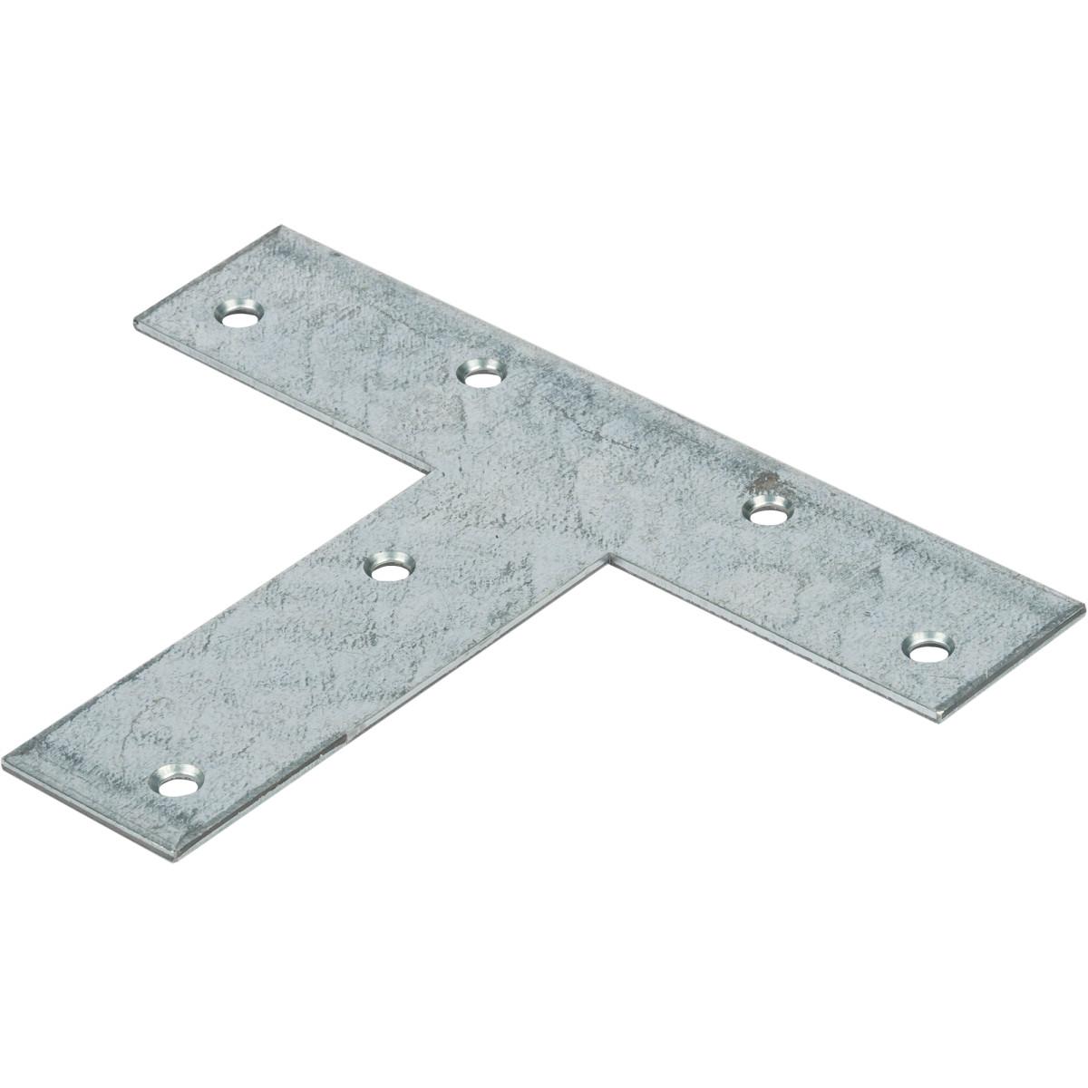 Соединитель T-образный 140x110x30 мм сталь