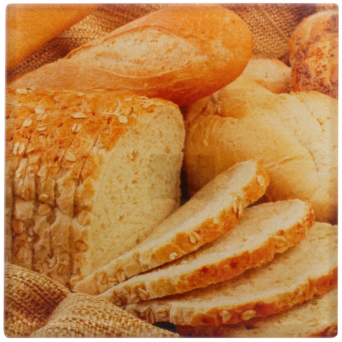Декор Bread 1 «Артвалентто» 15x15 см цвет коричневый