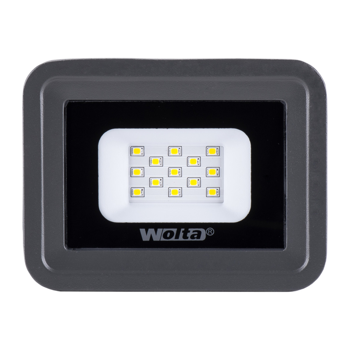 Прожектор Wolta 10 Вт 850 Лм 5500 K IP65