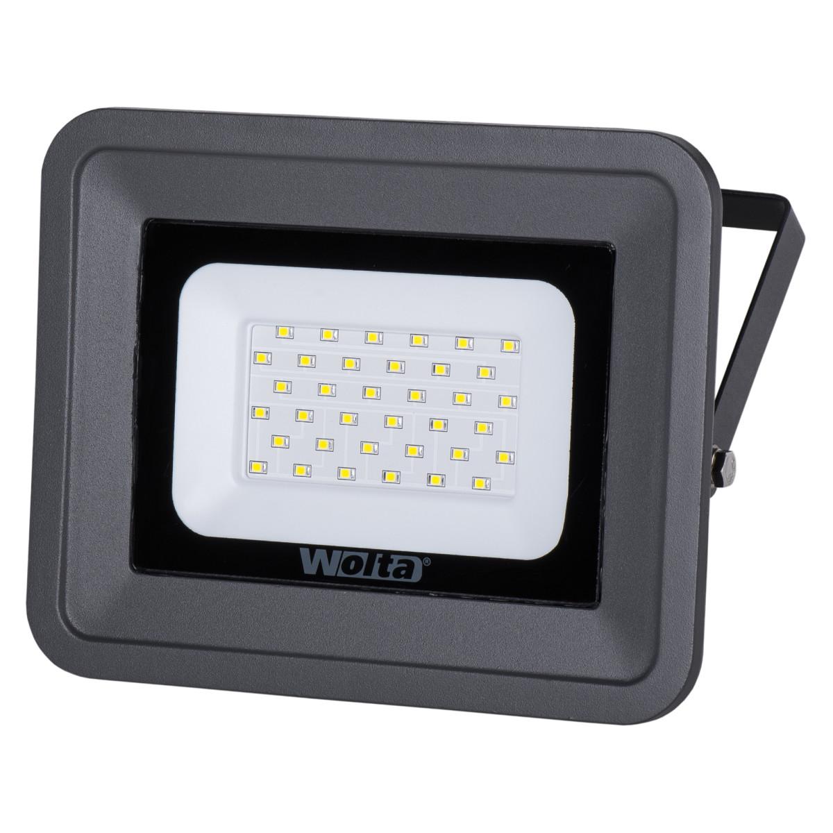 Прожектор Wolta 50 Вт 4250 Лм 5500 K IP65