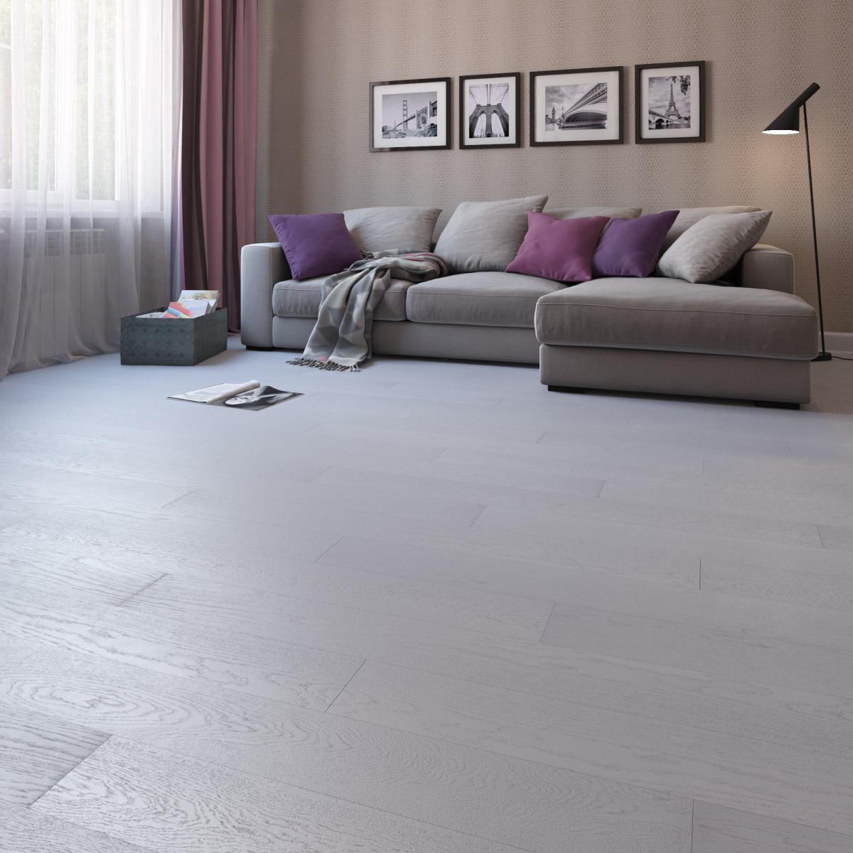 Ламинат Бурбон 33 класс толщина 12 мм 1.492 м²