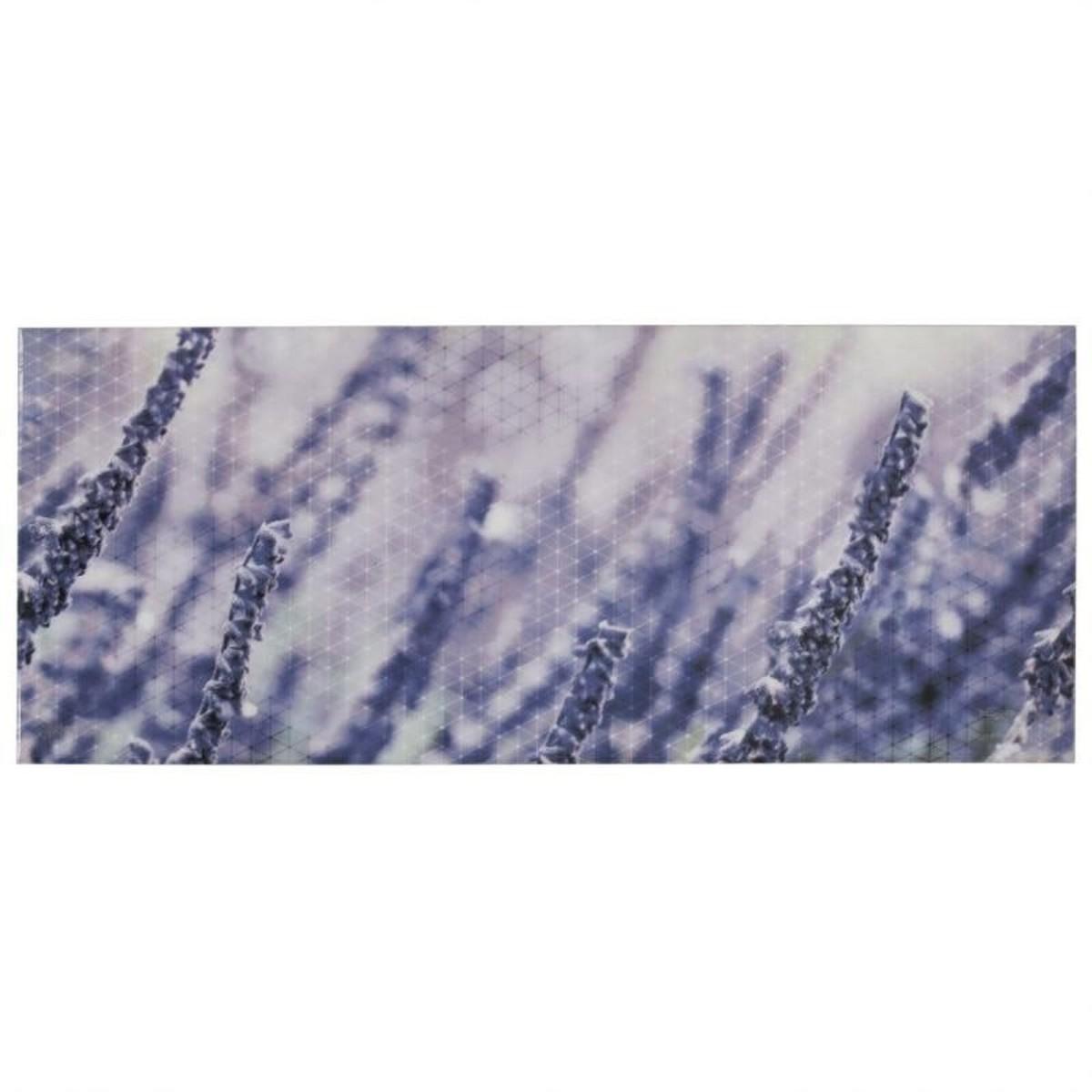 Панно Концепт тип 2 50х20 см лаванда цвет фиолетовый