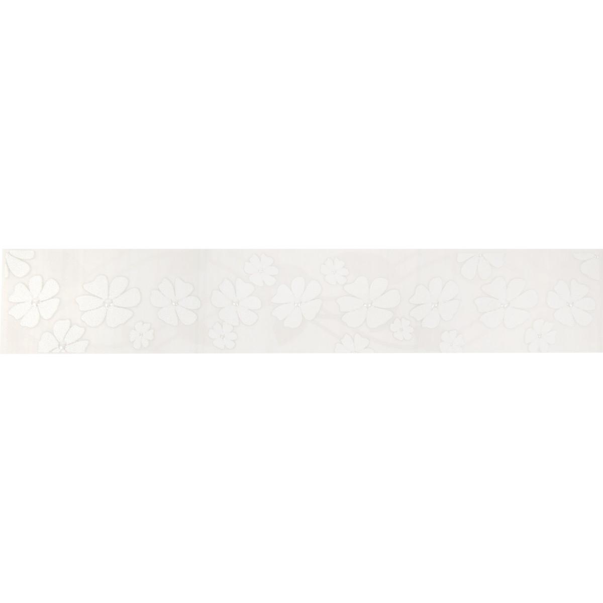 Бордюр «Шарм» 27.5х4.7 см цвет бежевый
