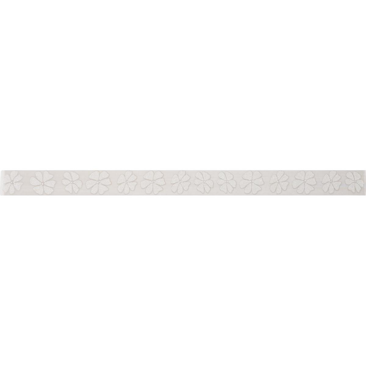 Бордюр «Шарм» 40х2.5 см цвет бежевый