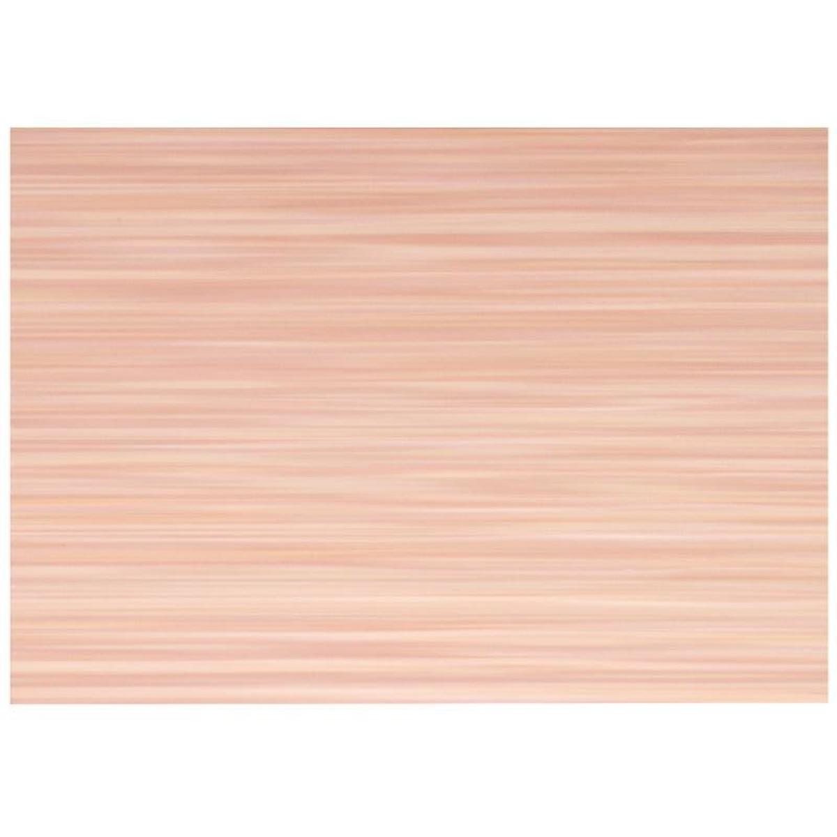 Плитка настенная Арома низ 28х40 см 1.232 м2 цвет розовый