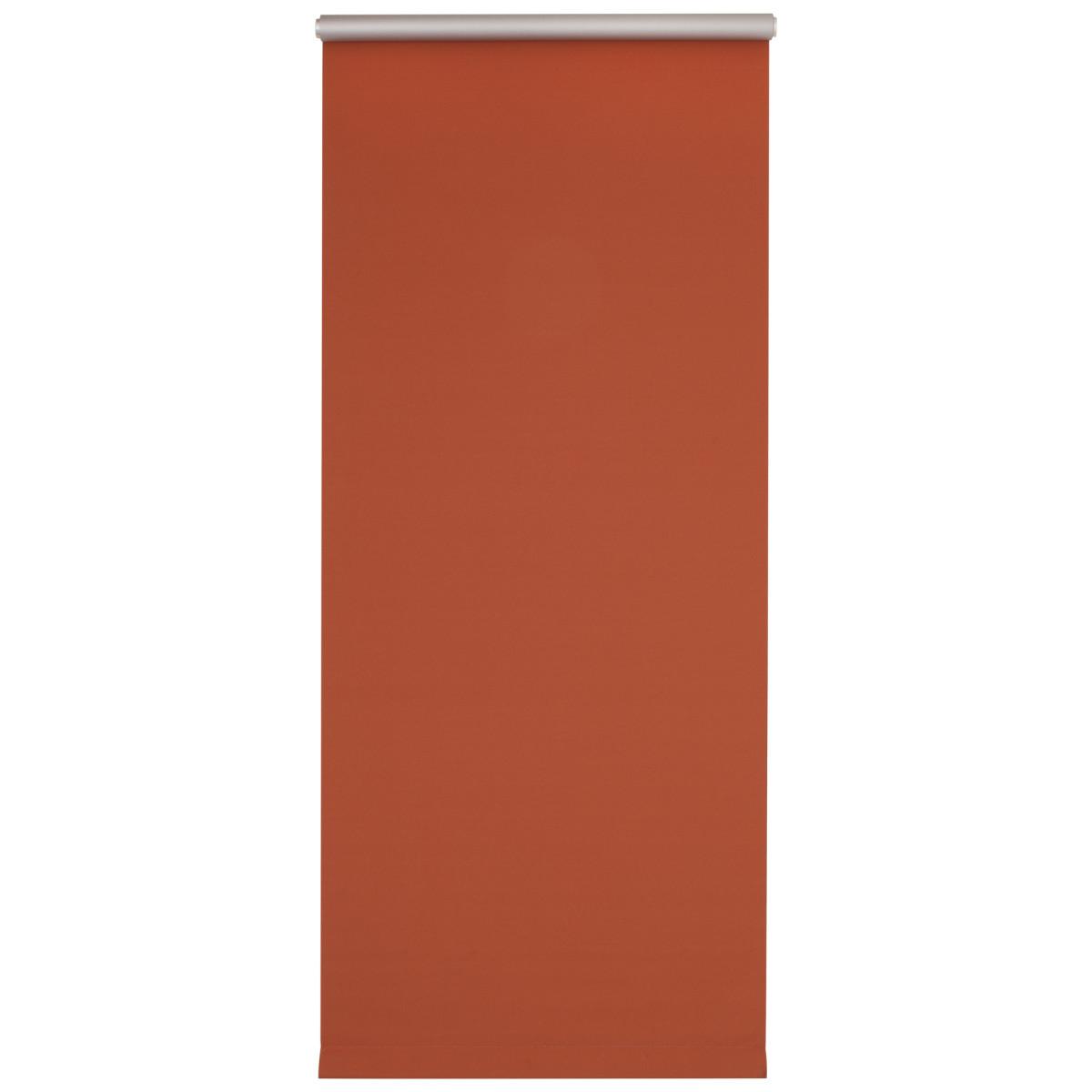 Мини-Штора рулонная Blackout 40х150 см цвет оранжевый