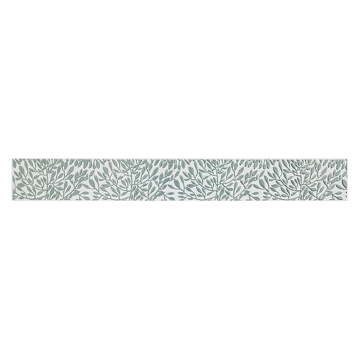 Бордюр «Пленэр» 50х63 см цвет чёрный