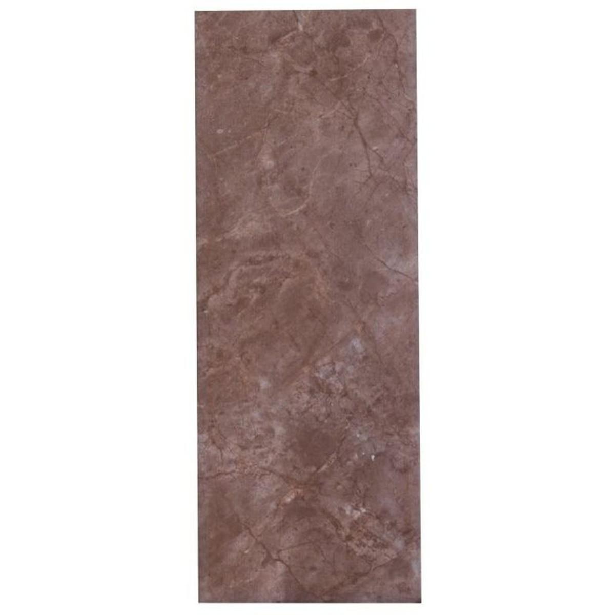 Плитка настенная Льюис цвет коричневый 15х40 см 132 м2
