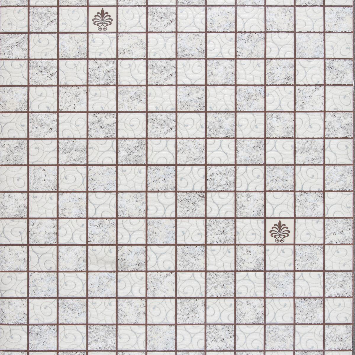 Обои на бумажной основе 0.53х10 м цвет бежевый АС Пал 10014-28