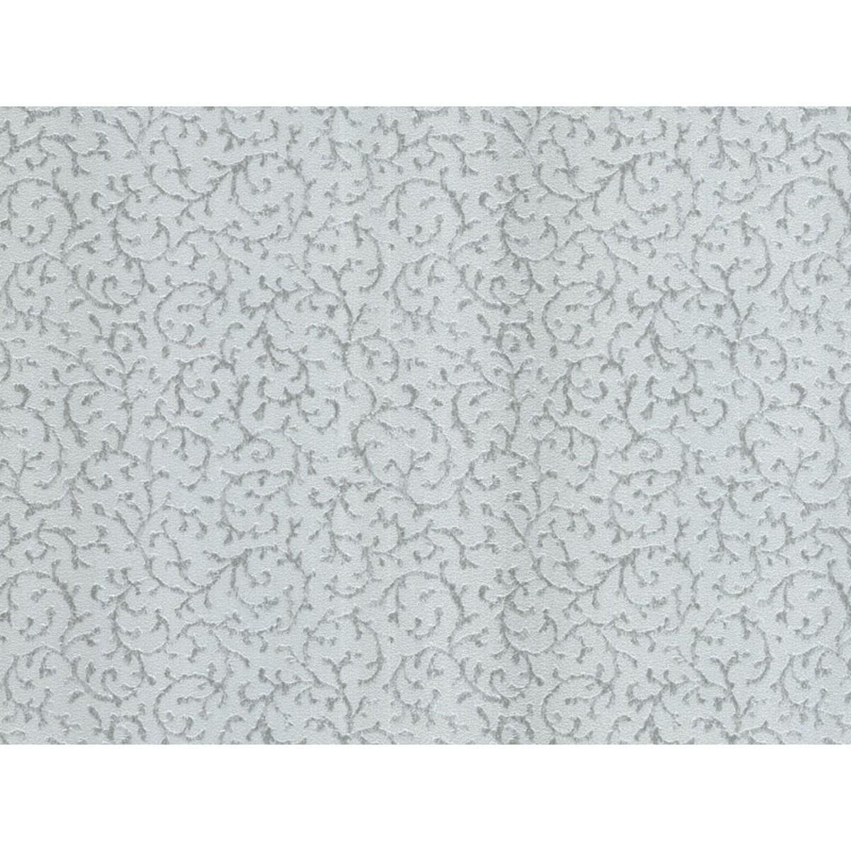 Обои на бумажной основе 0.70х10 м орнамент цвет голубой Za 3566