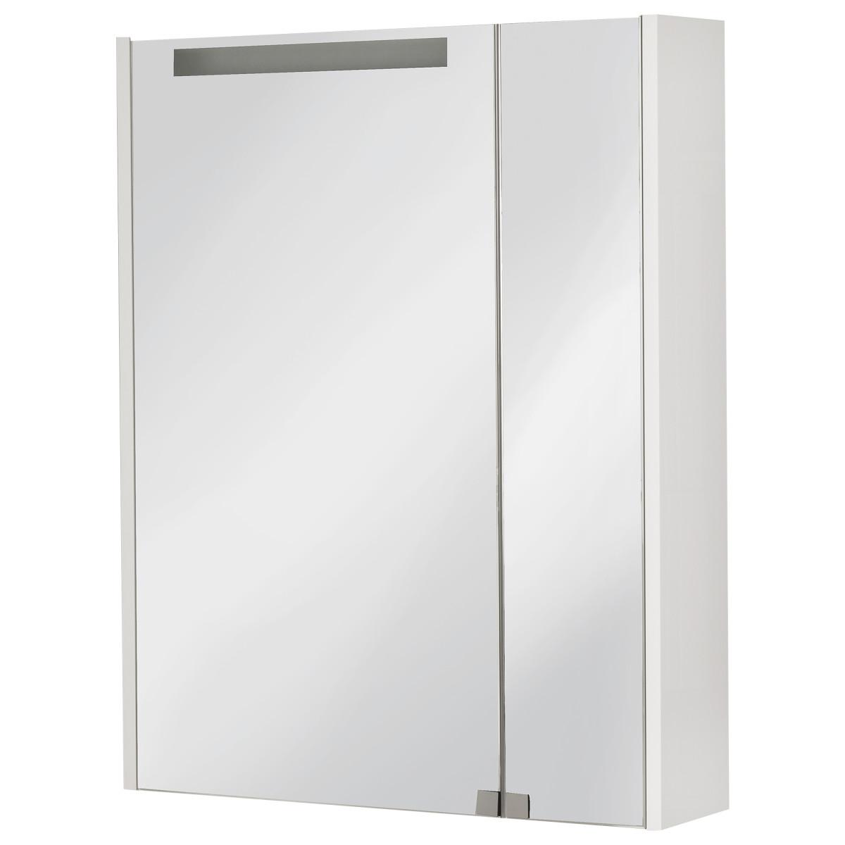 Шкаф зеркальный Aquaton Мерида 65 см
