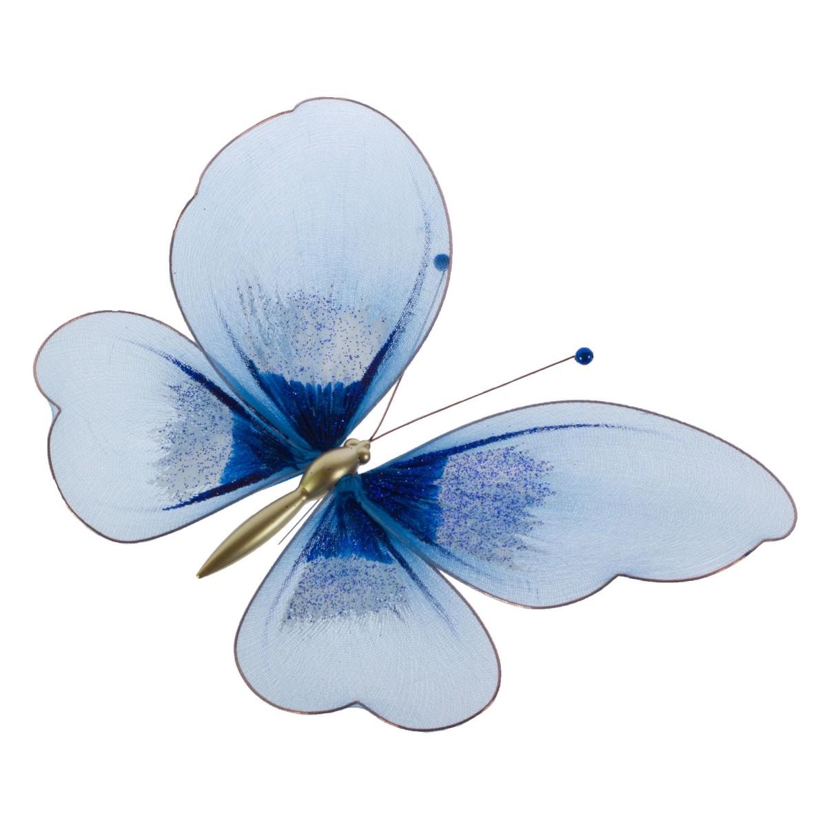 Держатель «Бабочка» 200х200 мм цвет мультиколор