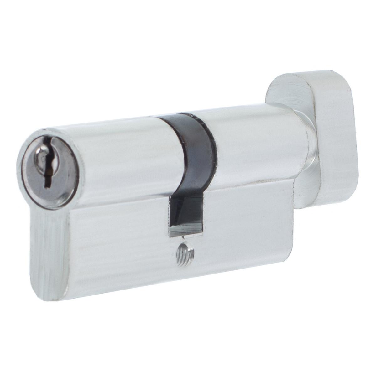 Цилиндр Palladium E AL 70 35x35 мм ключ/ключ цвет золото