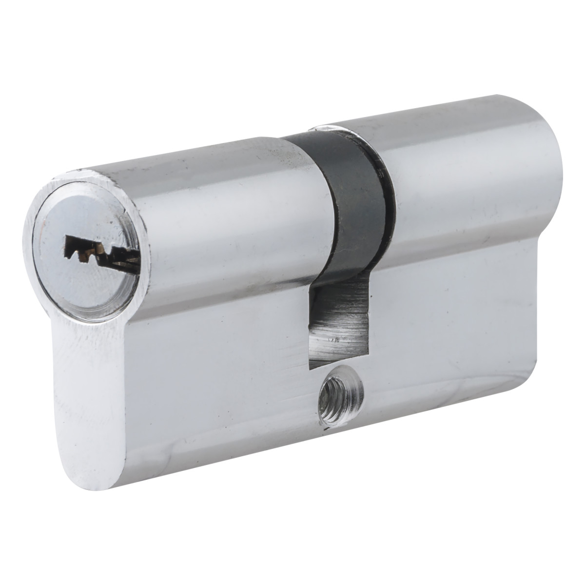 Цилиндр Standers ключ/ключ 35х35 хром TT-CAB805
