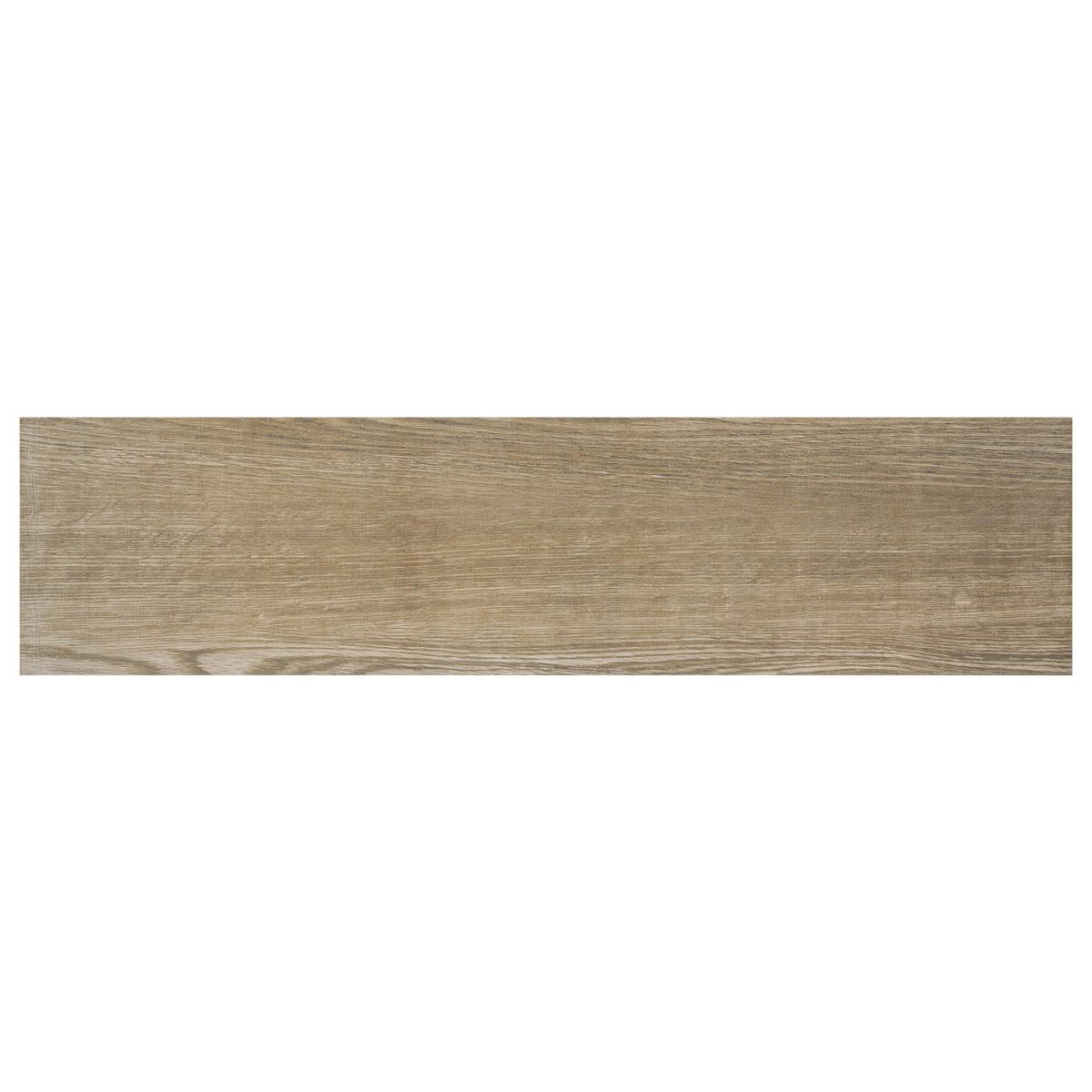 Керамогранит Artens Бисон цвет дымчатый 15х60 см