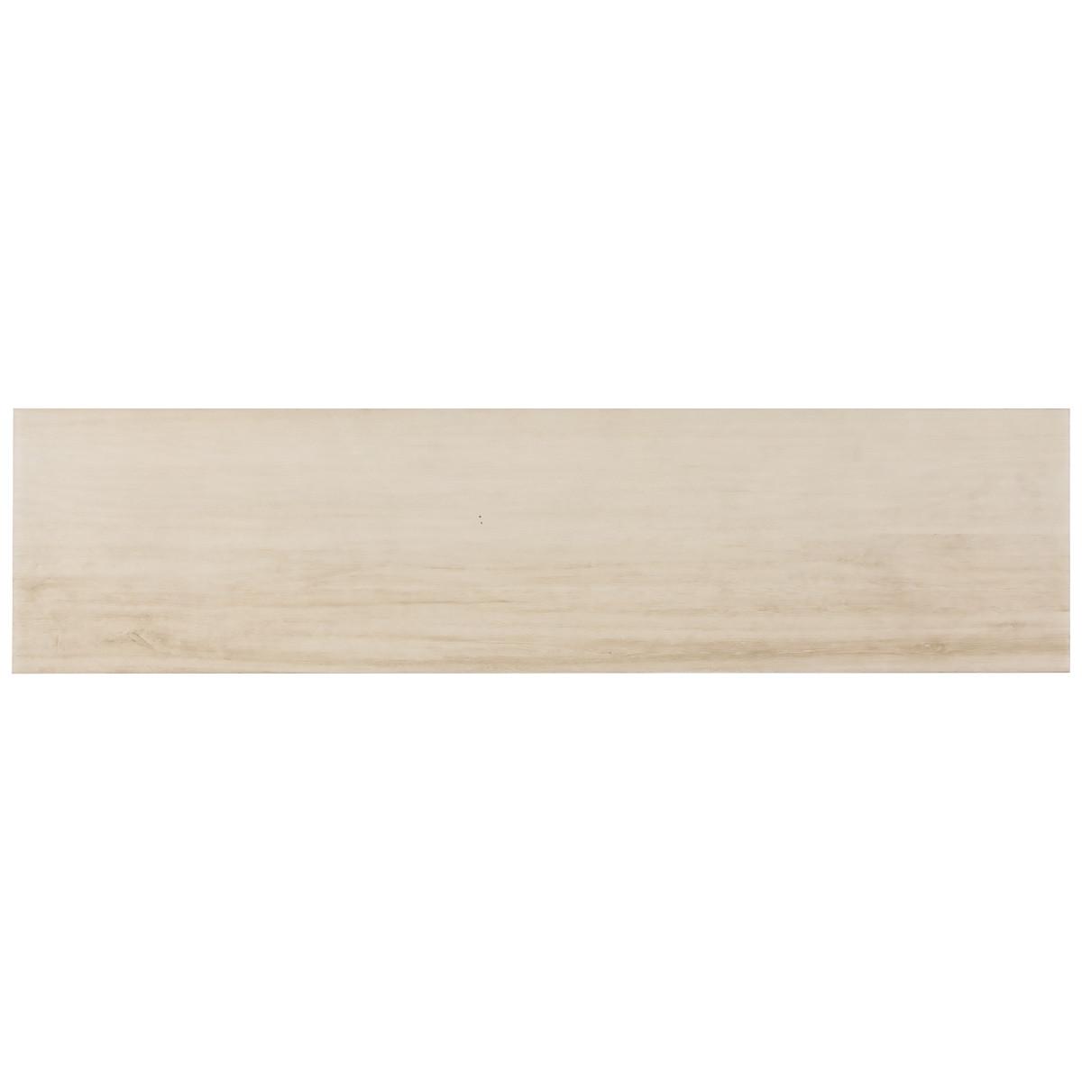 Керамогранит Artens Бамбу цвет кремовый 15х60 см