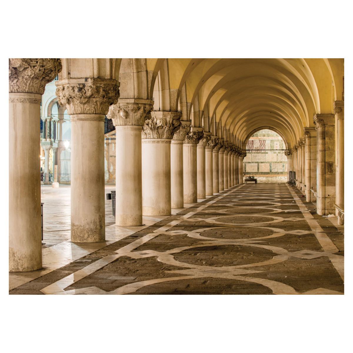 Фотообои флизелиновые «Колонны» 360х254 см