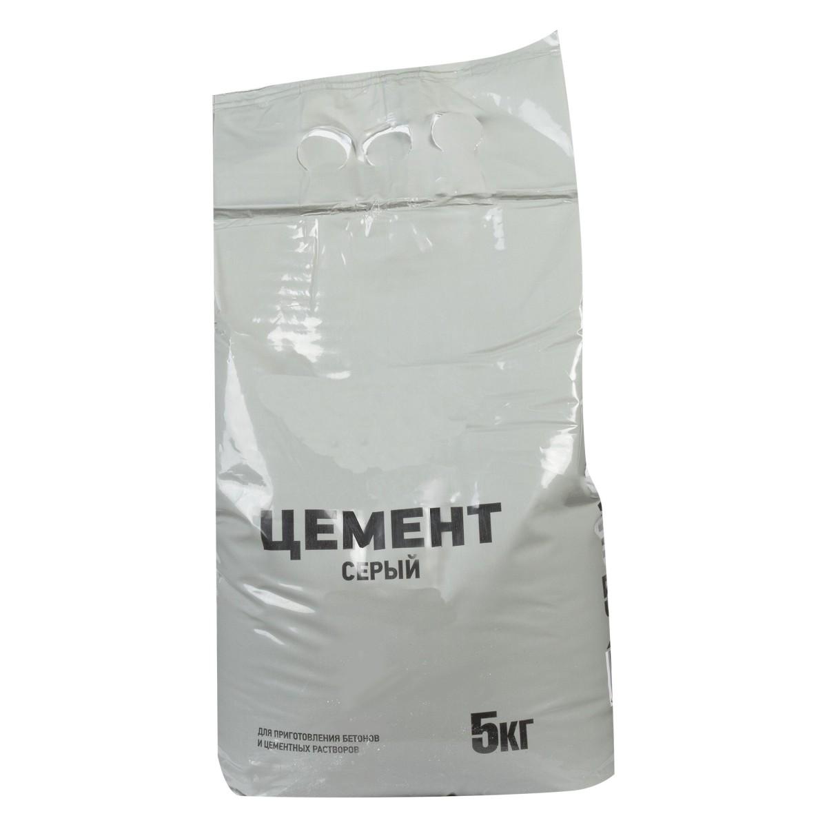 Цемент цвет серый 5 кг
