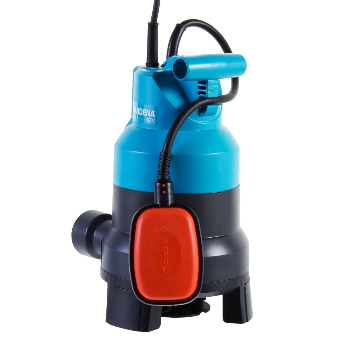 Насос погружной дренажный Classic 6000 л/час для грязной воды