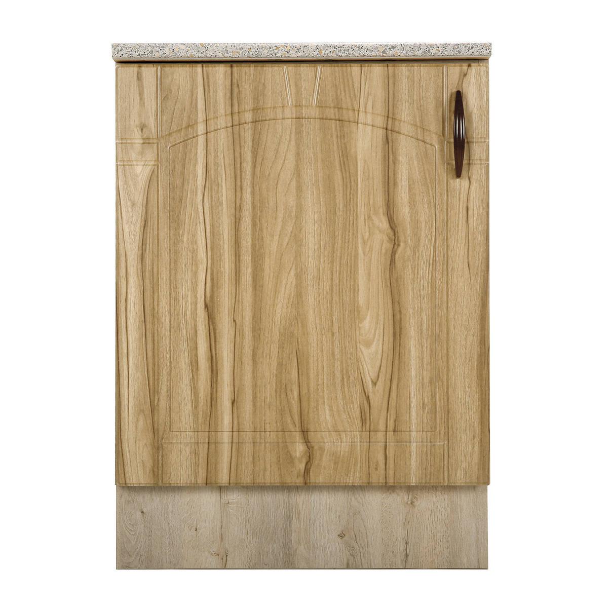 Шкаф напольный Камила 85х60 см МДФ цвет светлый каштан