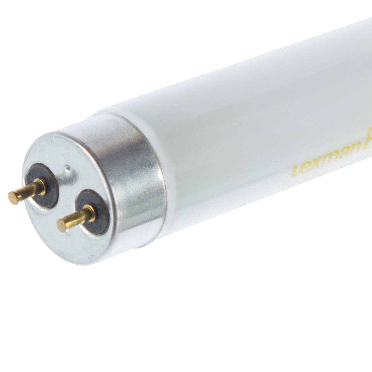 Лампа люминесцентная Lexman T8 30 Вт свет холодный белый