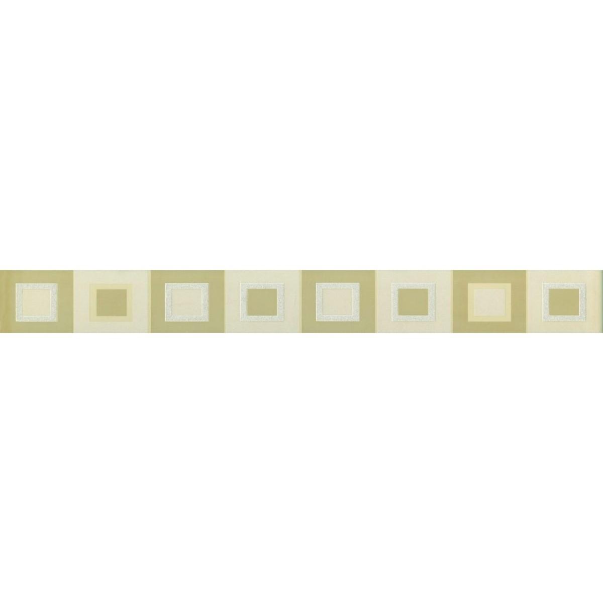 Бордюр «Капучино» 5х45 см мозайка