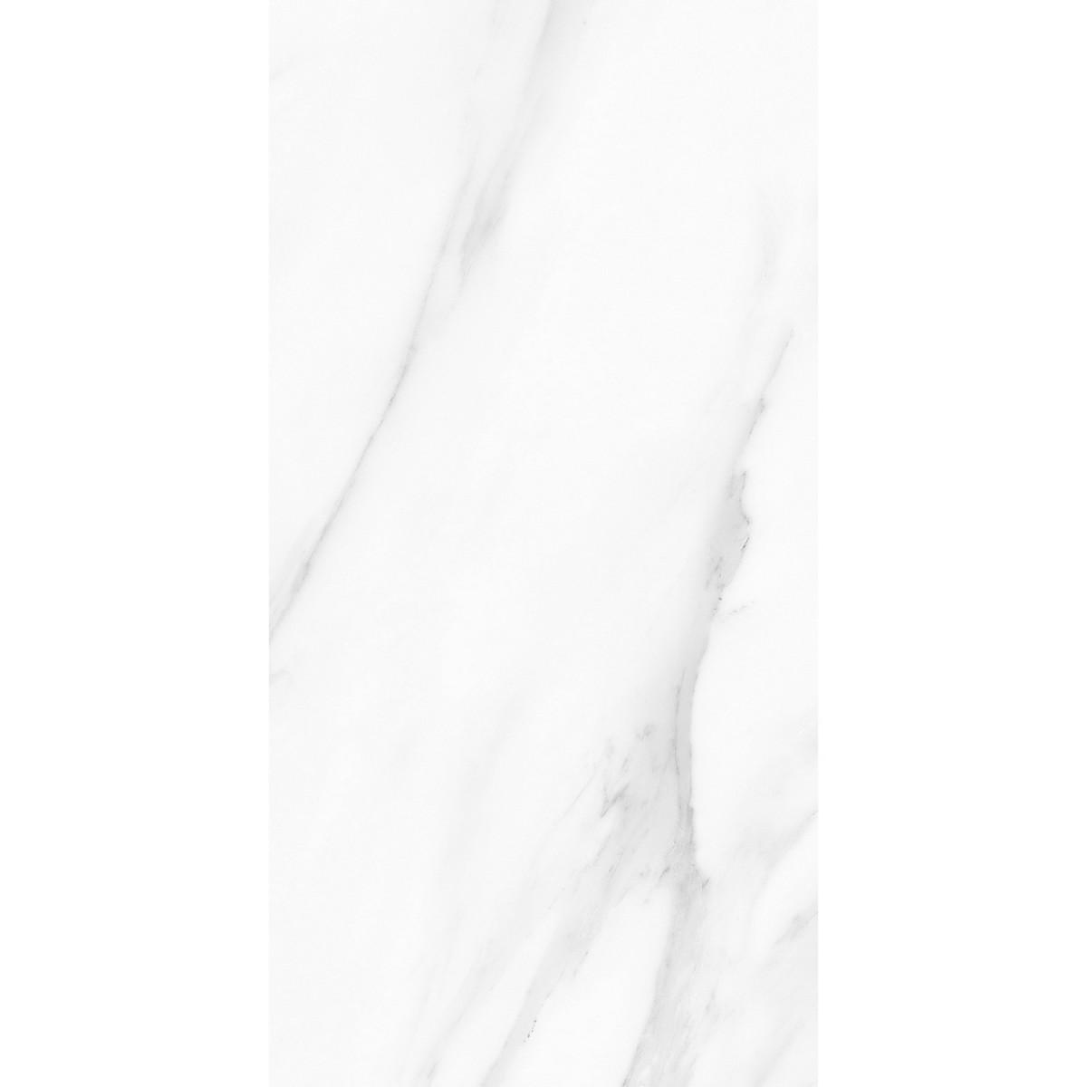 Плитка настенная Carrara цвет белый 25x50 см 125 м2