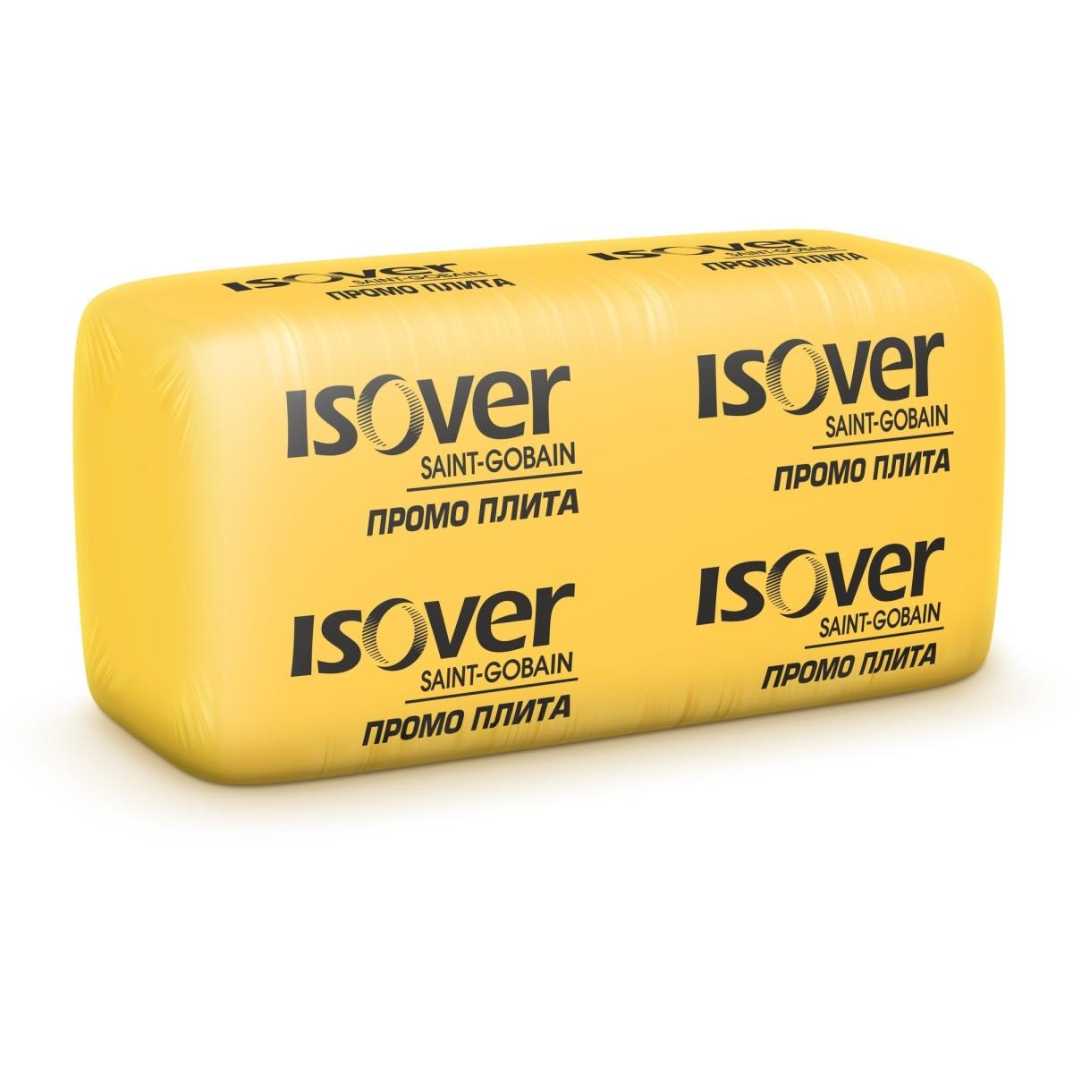Изоляционная плита Изовер-50 (10 кв. м)