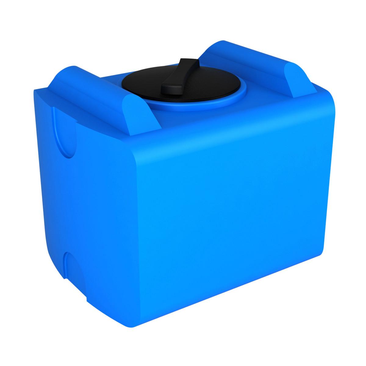 Ёмкость Эвп 200 Л Цвет Синий