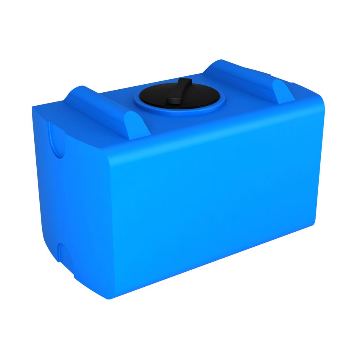 Ёмкость Эвп 400 Л Цвет Синий