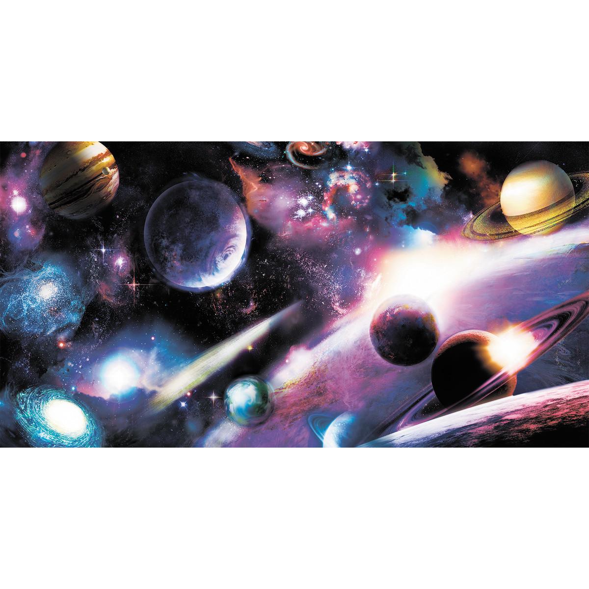 Фотообои флизелиновые «Вселенная» 130х250 см