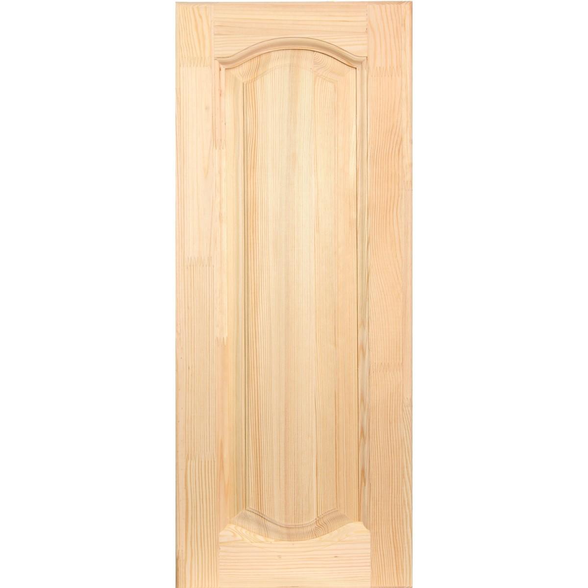 Фасад шкафа хвоя 396х140х20 мм глухой