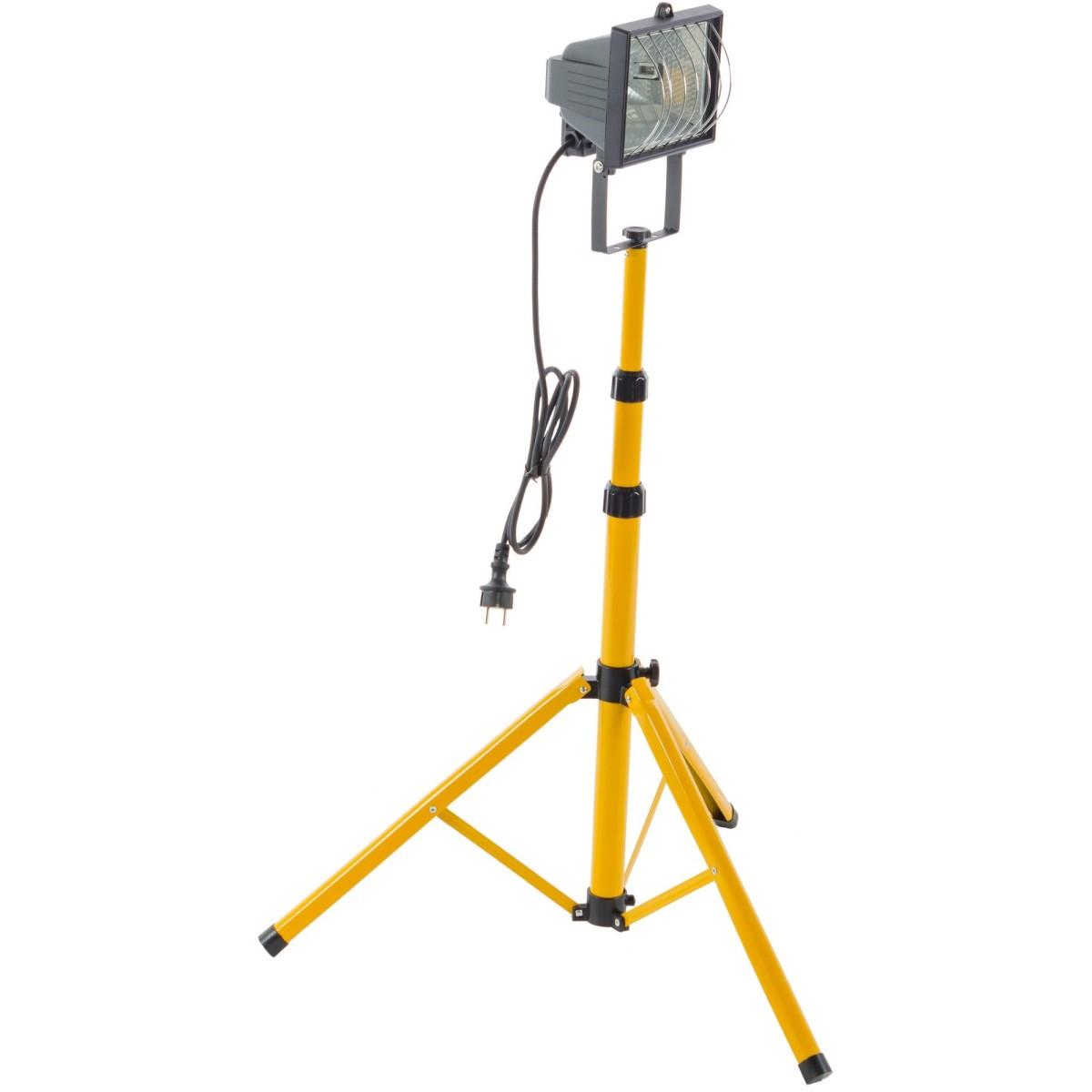 Прожектор на штативе BRENTA R7s 1х500 Вт IP44