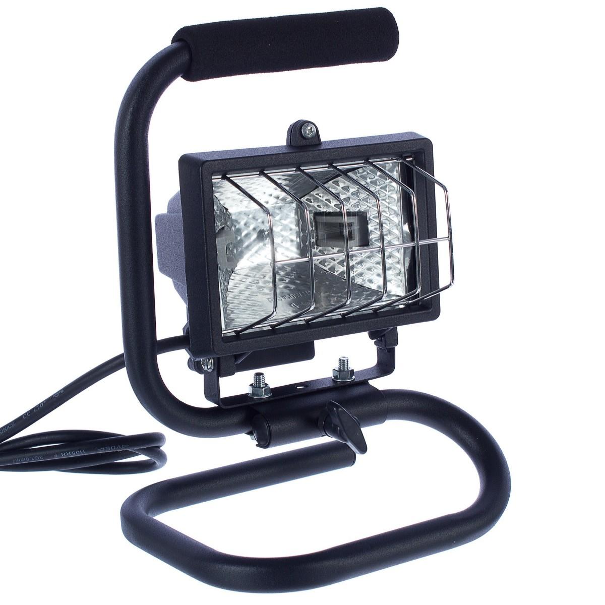 Прожектор переносной BRENTA 150 Вт IP44