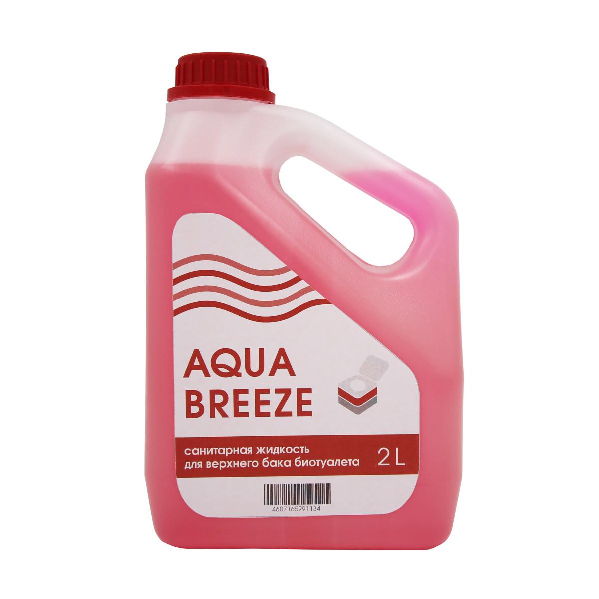 Шампунь Aquabreeze для верхнего бака 2 л