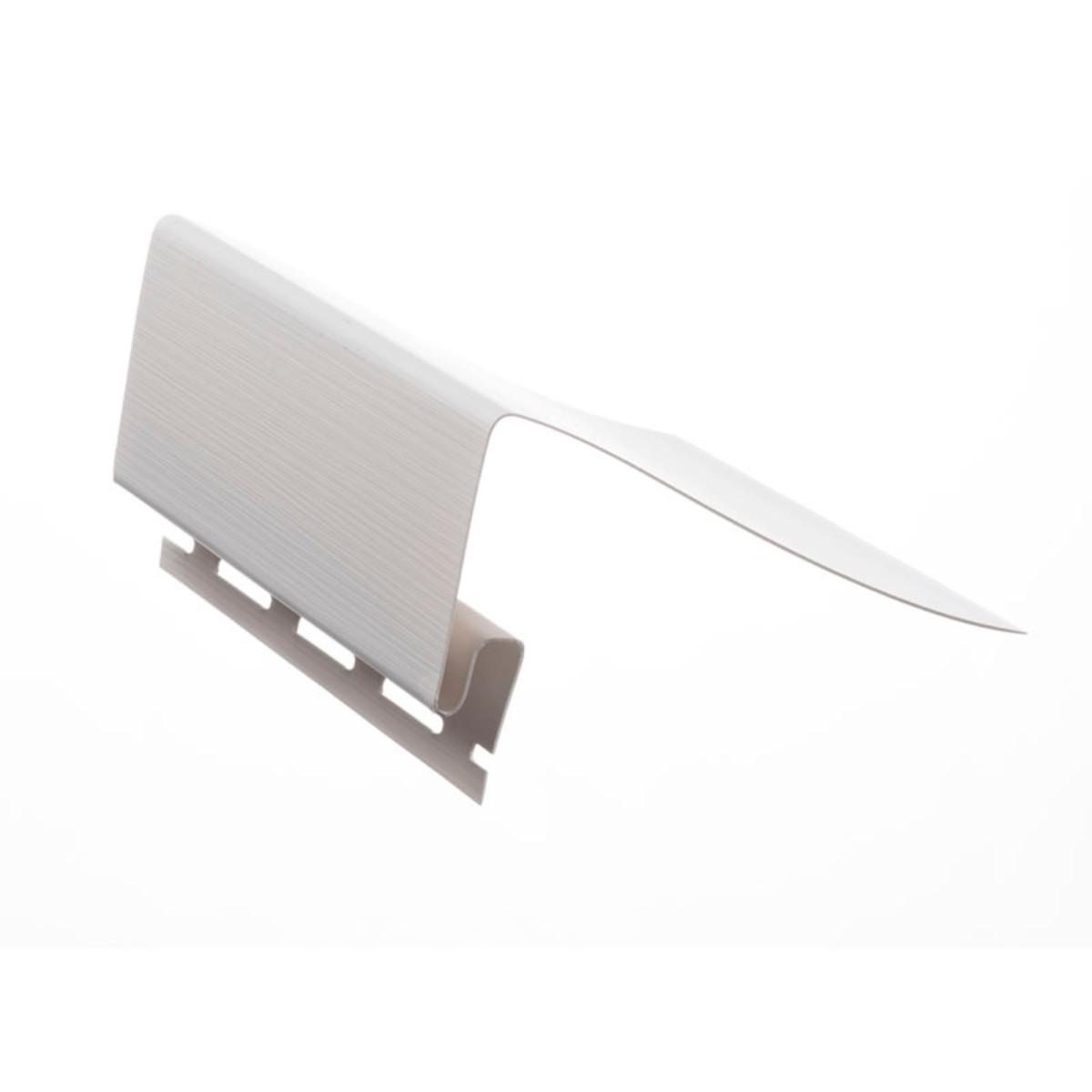Планка околооконная Country Standart 3050 мм цвет белый